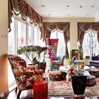 三八节致新时代女性 史晓燕的家居艺术