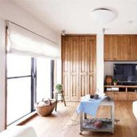 日本精明夫妻 砸墙装出小清新75平米