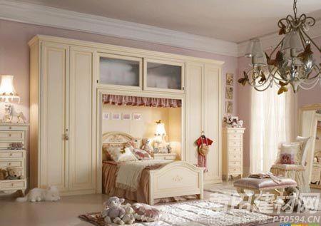 绝对超值 80后喜爱卧室装修效果