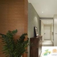 都市金领柔软如初心 128平美式温馨3居室