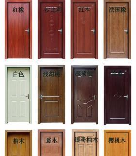 徐州建材市场教你四招判断房门质量